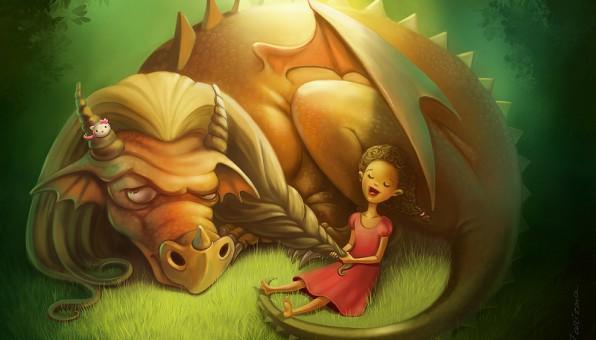 Драконище, дракон, дракончик — новый конкурс в Виртуальном Колледже Рукодельного Бизнеса