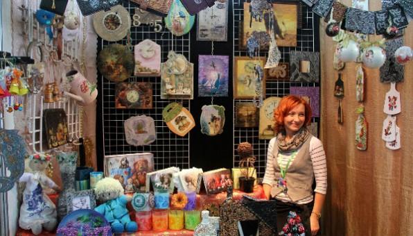Живые выставки: американские правила успешных продаж для рукодельницы — часть 1