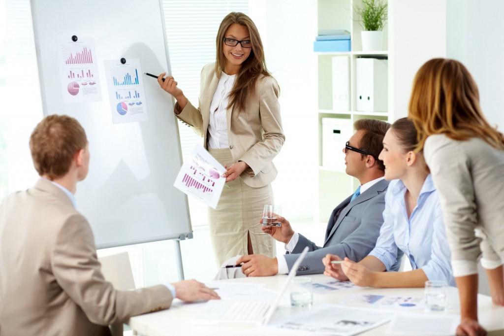 принцип построения презентации