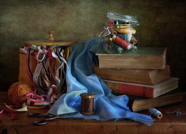 Мастерская для рукодельницы: несбыточная мечта или осязаемая реальность - часть 2