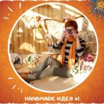 Для фотосессии своими руками ►ИДЕЯ handmade #1